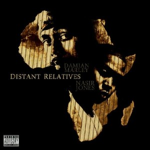 """Few songs from Nas & Damian Marley """"Distant Relatives"""" album"""