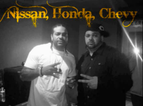 "Joell Ortiz & Jim Jones ""Nissan, Honda, Chevy"""