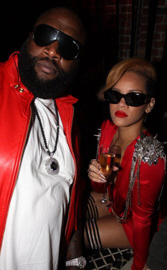 """Rihanna ft. Rick Ross """"Rude Boy"""" (Remix)"""