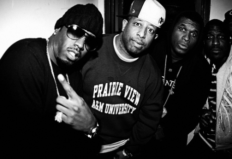 """Jay Electronica feat. Diddy """"The Ghost of Christopher Wallace"""" aka the @IamDiddy running his mouth record"""