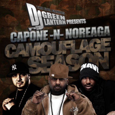 """Capone-N-Noreaga """"Going In"""" Freestyle"""