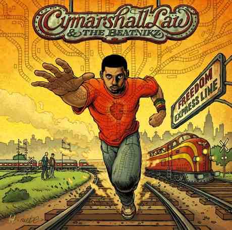 "Cymarshall Law & The Beatnikz ""The Flyness"""