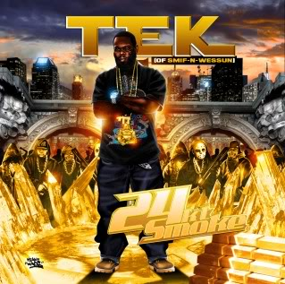 "TEK featuring Havoc and General Steele ""Death Is Forever"""