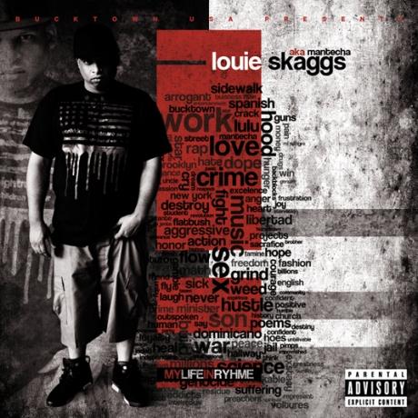 "LOUIE SKAGGS ""Walking Down The Street"" featuring General Steele"