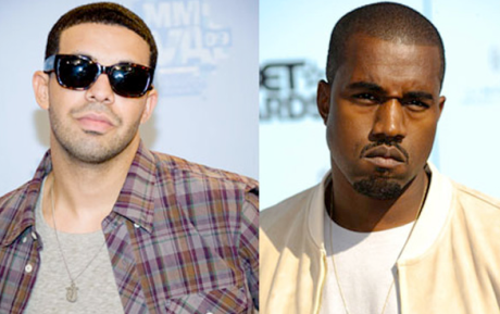 """Kanye West feat. Drake """"Ghetto University"""" (Snippet)"""