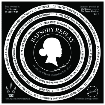 "Rapsody ""Honda Accord Music"" (produced by 9th Wonder)"