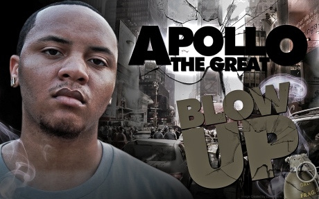 """Apollo The Great """"Blow Up"""" Freestyle"""
