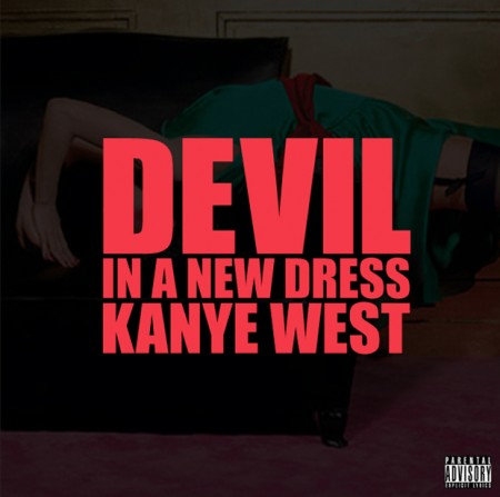 "Kanye West ""Devil In A New Dress"""