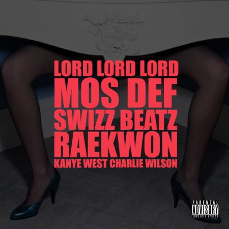 "Kanye West ft. Mos Def, Swizz Beatz, Raekwon & Charlie Wilson ""Lord Lord Lord"""