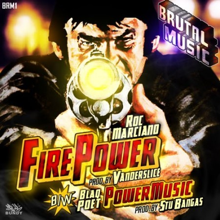 "Roc Marciano ""Fire Power"""