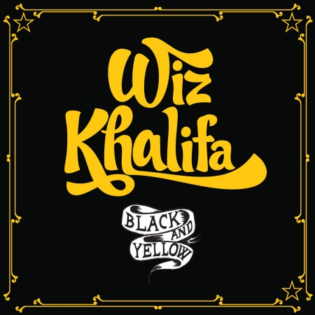 "Wiz Khalifa ""Black & Yellow"""