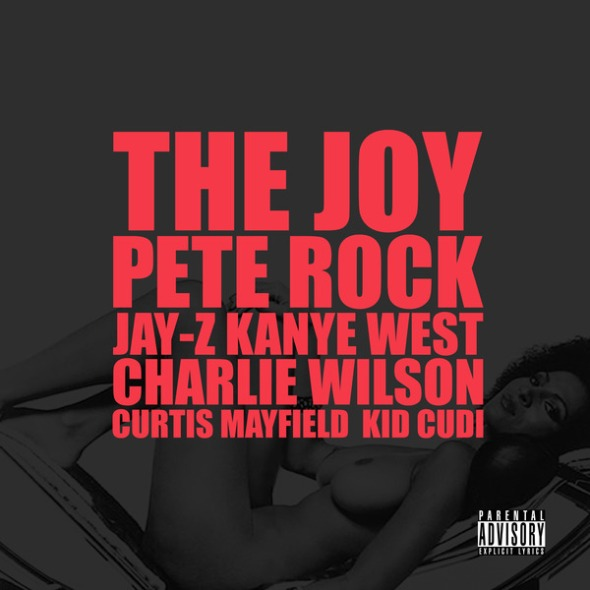 "G.O.O.D. Saturdays : Kanye West ""The Joy"" feat. Pete Rock, Jay-Z, Charlie Wilson,Curtis Mayfield and Kid Cudi"