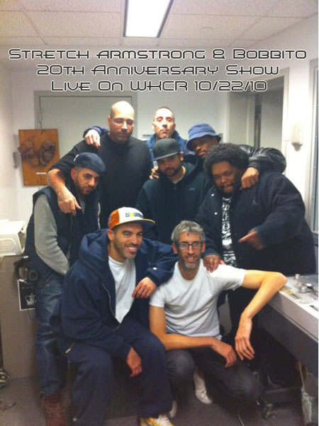 Stretch Armstrong & Bobbito's 20th Anniversary Reunion Show