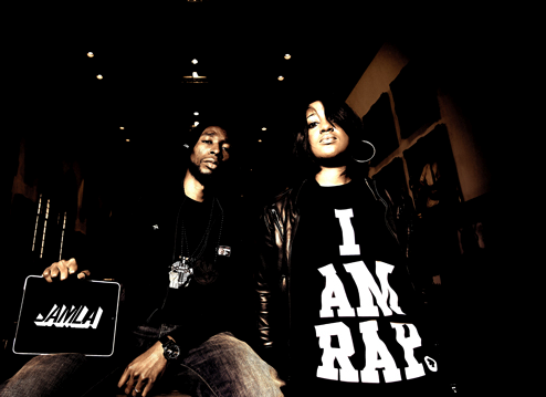 "Rapsody ""U Sparklin'"" produced by 9th Wonder"