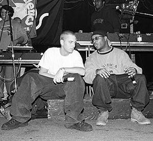 """Eminem & Royce Da 5'9 """"Living Proof"""""""