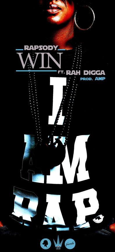"""Rapsody """"Win"""" feat. Rah Digga prod. by AMP"""