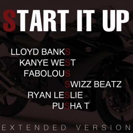 "Lloyd Banks ""Start It Up"" ft. Kanye West, Swizz Beatz, Fabolous, Ryan Leslie & Pusha T"