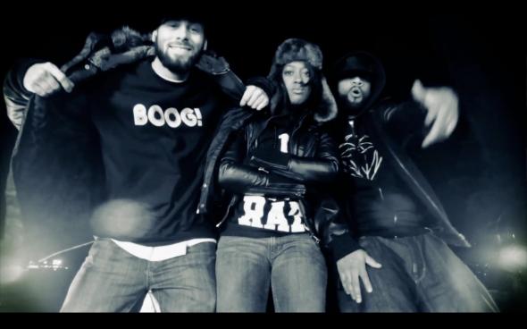 """Sean Boog """"What It Is"""" feat Rapsody prod by Khrysis!!!"""