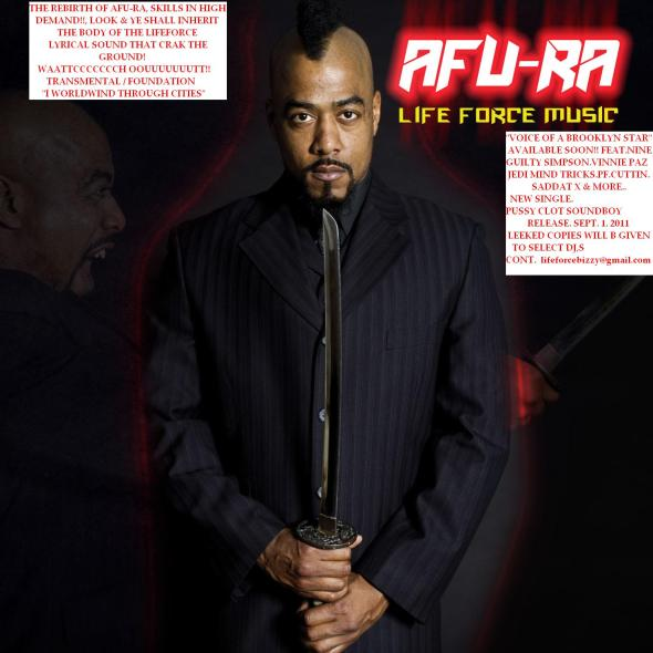 3 Songs from Afu-Ra