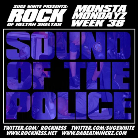 "Rock ""Sound of The Police"""