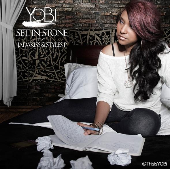 "YOBi ft. Jadakiss &Styles P ""Set In Stone"""