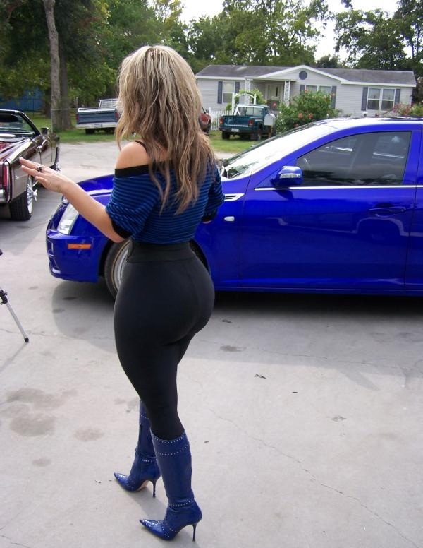 fat ass white girl