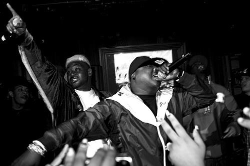 """Ghostface Killah, Sheek Louch, Styles P, Jadakiss, Raekwon """"Wu Block"""""""