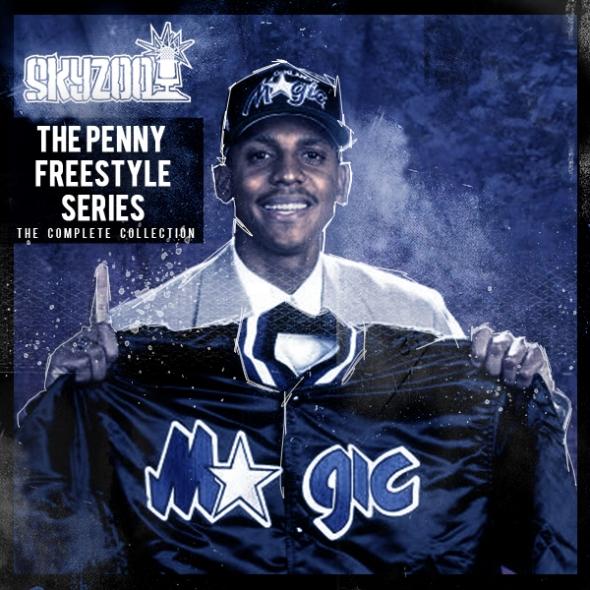 "Skyzoo : The Penny Freestyle Series PT. 6 : ""Wikipedia Rap"" (Failure Freestyle)"