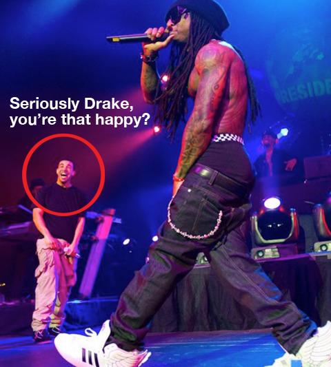 "New Corny Shit : Drake ""Club Paradise"""