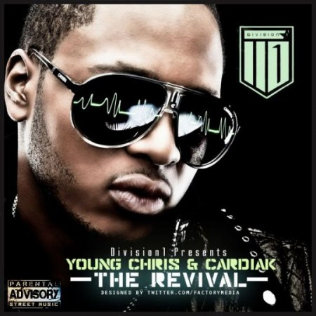 """Young Chris ft. Fred The Godson & Vado """"Triple Threat"""""""