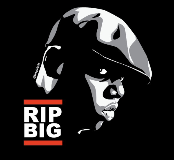 """Today's Mood : Notorious B.I.G. """"Kick In The Door"""" (Keep It Thoro RMX)"""