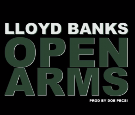 "Lloyd Banks ""Open Arms"""