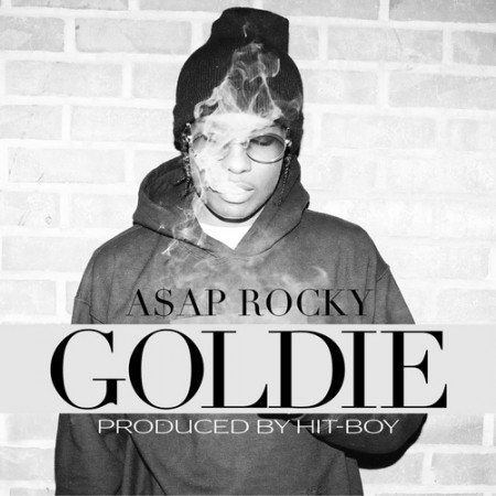 "ASAP Rocky ""Goldie"""