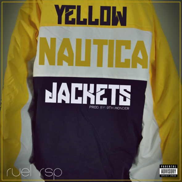 "Ruel ""Yellow Nautica Jacket"""