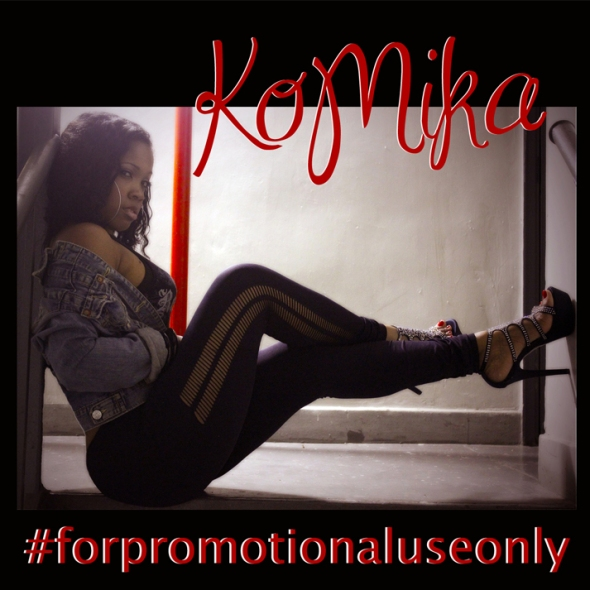 KoMika #forpromotionaluseonly (Mixtape)