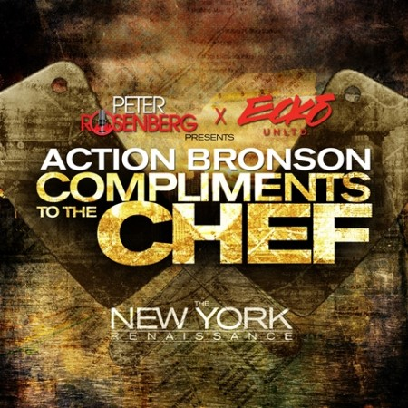 "Action Bronson x Lauriana Mae ""Compliments 2 The Chef"""