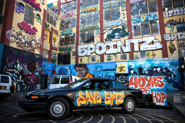 New York Graffiti Landmark 5 Pointz Continues To Appeal Demolition